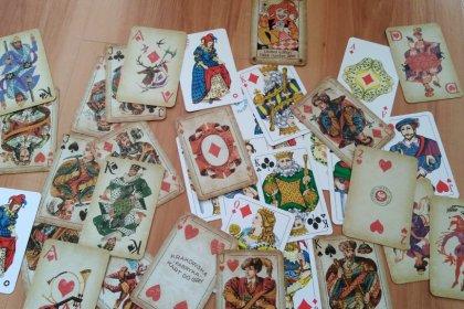 Karty trefl