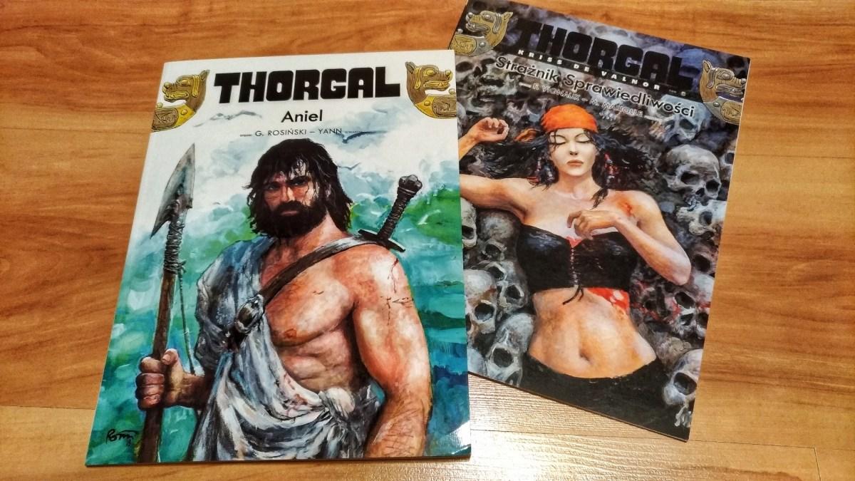 Thorgal: Aniel, czyli koniec koszmaru zwanego Sente