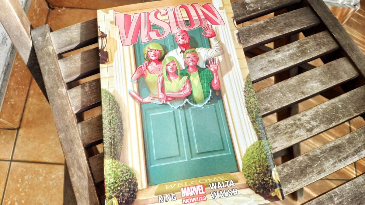 Vision, czyli rodzina jest najważniejsza