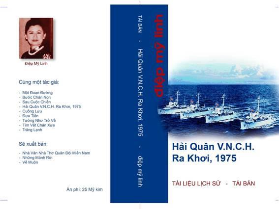 HQVNCH Ra Khoi 1975
