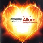 Allure Feat. Julie Thompson – Somewhere Inside of Me