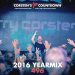 Ferry Corsten – Corstens Countdown 496 (Yearmix of 2016)