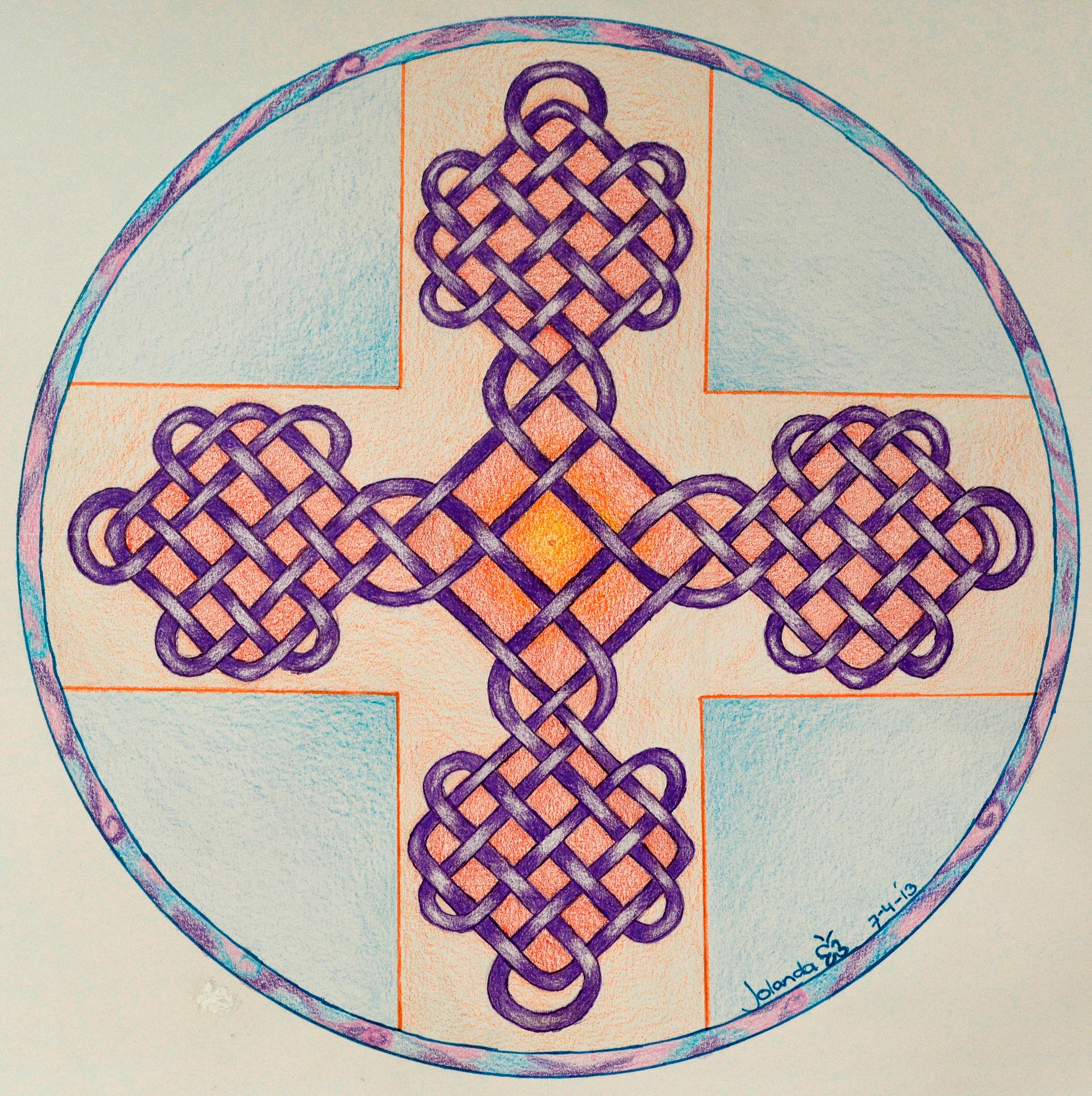Keltisch Knoopwerk