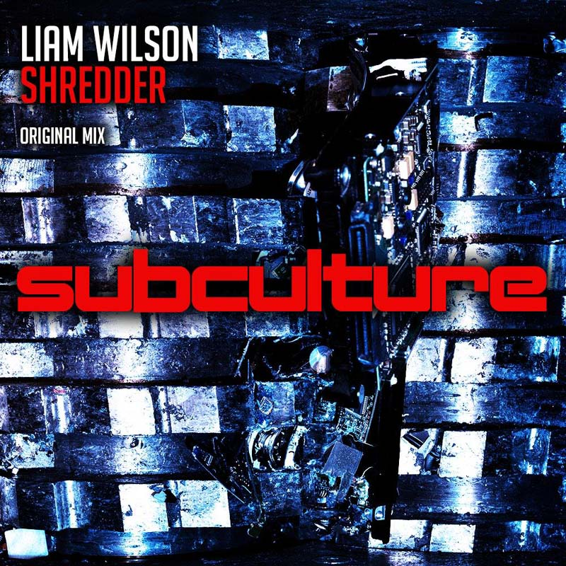 Liam Wilson - Shredder