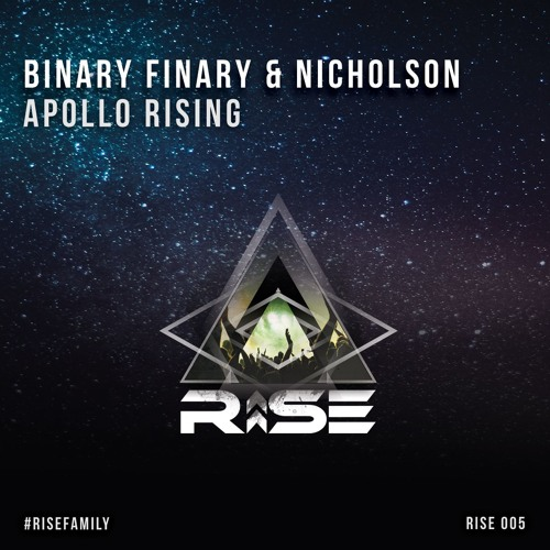 Binary Finary & Nicholson – Apollo Rising