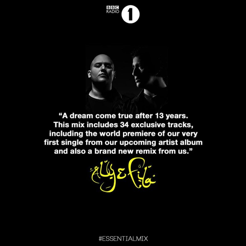 Aly & Fila Essential Mix inc. 34 World Exclusives