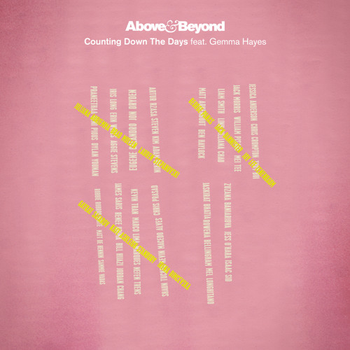 Above & Beyond - Counting Down The Days