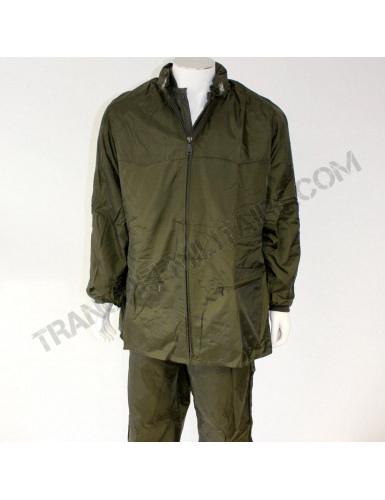 tenue de pluie armee italienne
