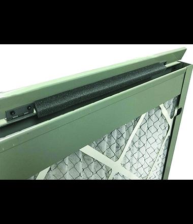 slim fit air filter indoor air
