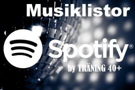 träningsmusik