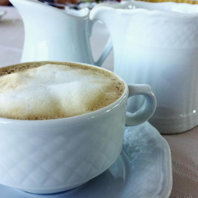 Godmorgon! En egen kanna riktigt gott kaffe typ vrldsbst kaffehellip