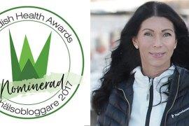 årets hälsobloggare
