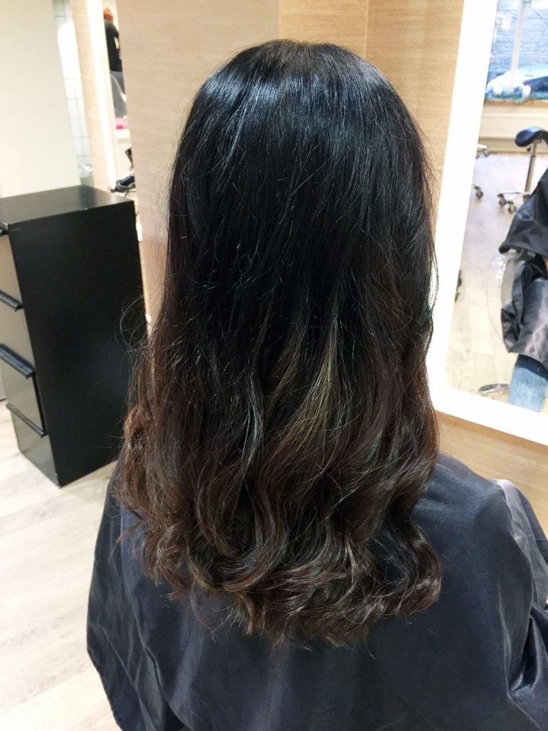 hårförlängning