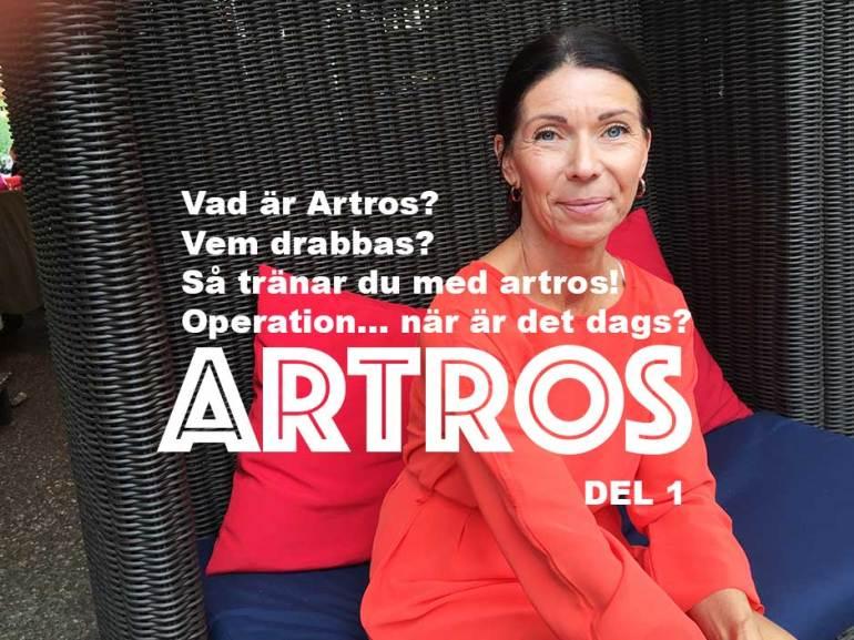 Artros Del 1 Vad är Artros Operation Träningen Som Funkar