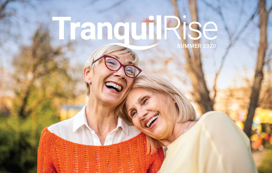 Tranquil Rise – Summer 2020