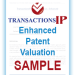 Enhanced Patent Valuation