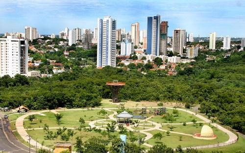 pontos turísticos em Cuiabá