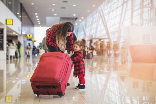 Viajar com a família