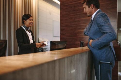 reserva de hotel