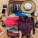 O que levar em uma mala para 2 dias de viagem?1