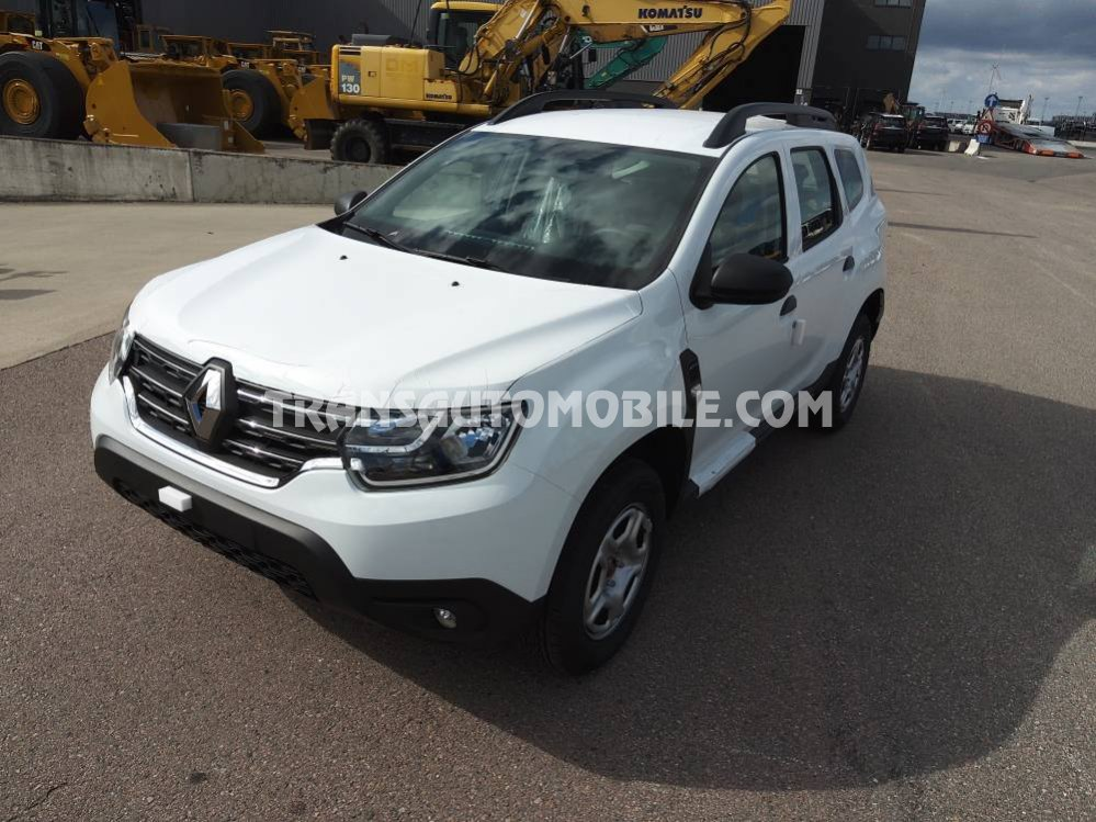 Renault Duster Deluxe 2 0l Petrol Automatic 4x4 Africa Low Price En2235