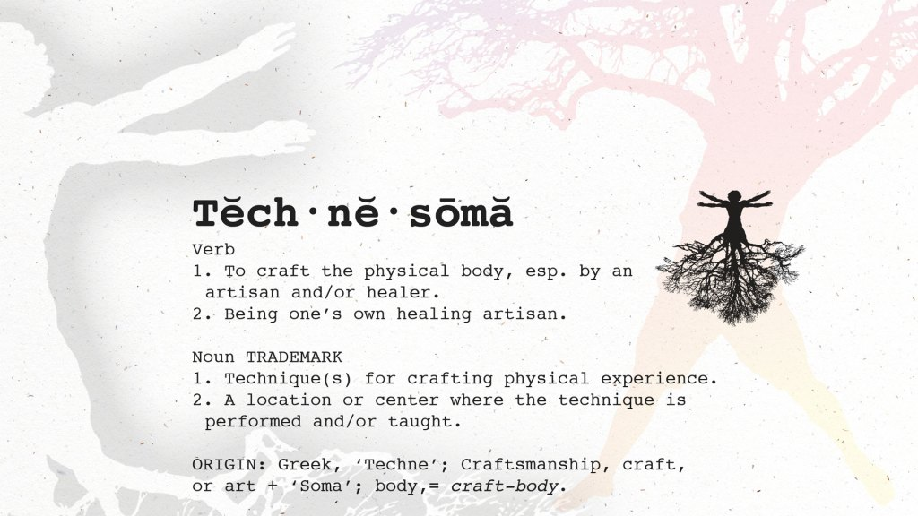 Technesoma-Definition