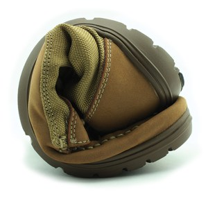 Women's Boulder Boot flexibility