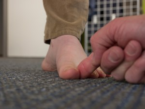 Exercise-2-supinate-and-align-toe-with-first-met