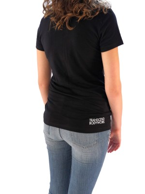 womens root tee back