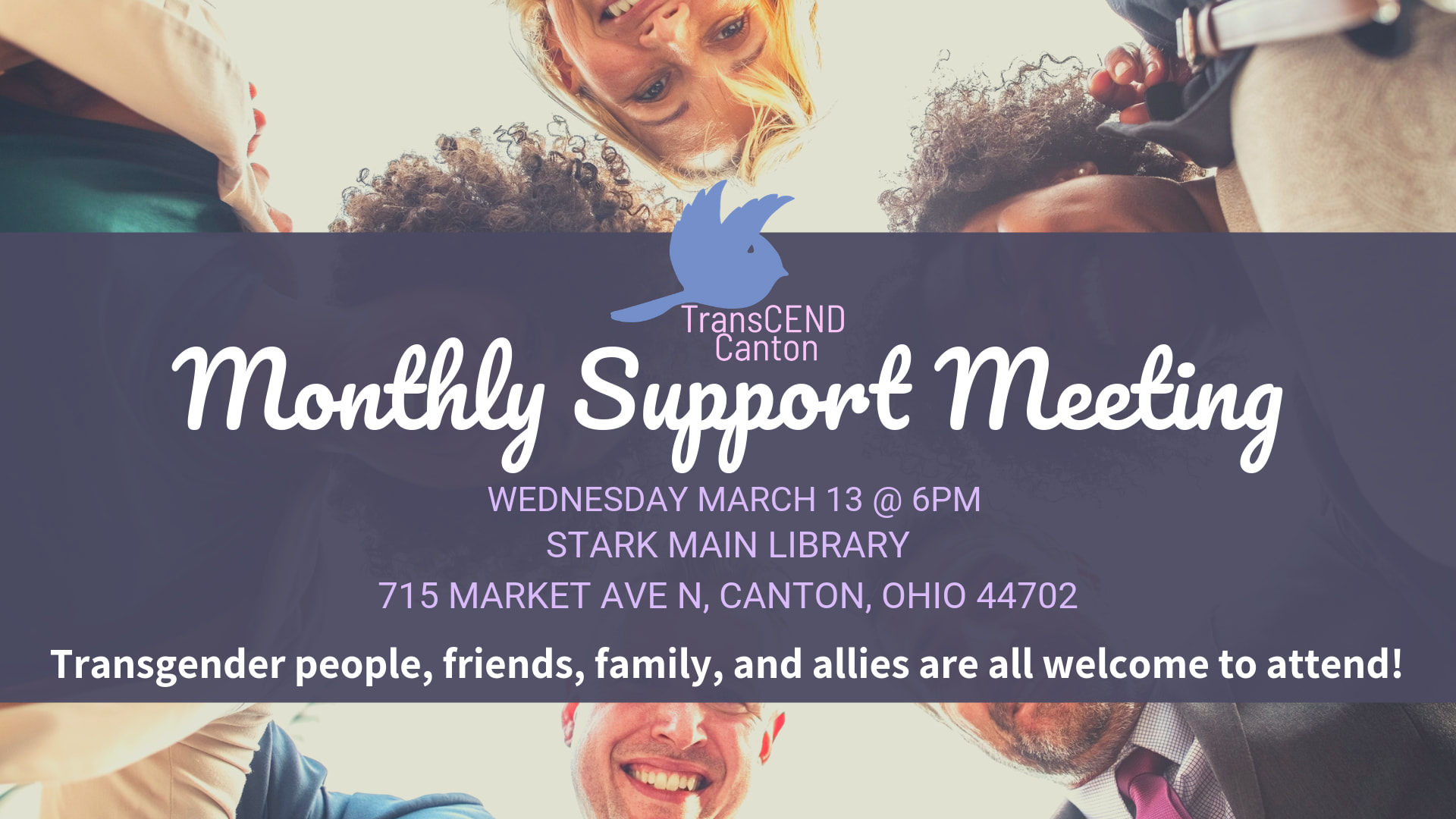TransCEND Canton March 2019 Support Meeting