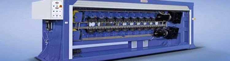 CONTI® SYNCHROCHAIN for Cable Extrusion Lines