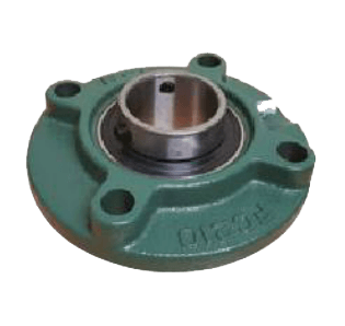 UCFC 200 Series Cast Iron Bearing Housing Units with Steel Inserts