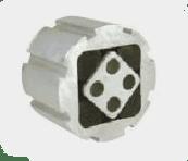 Rubber Suspension Unit Type LTK-A