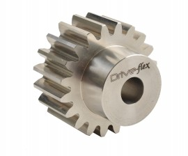Metric Spur Gears in Steel