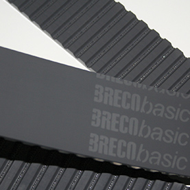 Coatings for BRECObasic® Timing belts