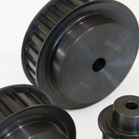 Imperial Series Pilot Bore Pulleys & Bar Stock