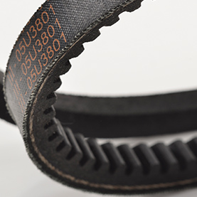 AX Section Raw Edge Moulded Cogged Belts
