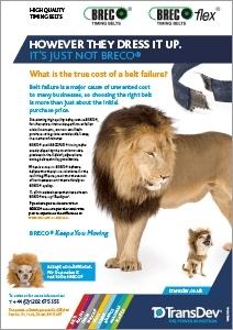 BRECO Belts Quality Leaflet