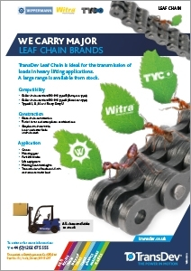 Leaf Chain Leaflet
