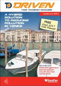 DRIVEN Magazine Issue 3
