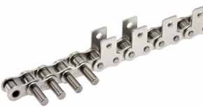 British & American Standard, Straight Single Hole Attachments & Extended Pins