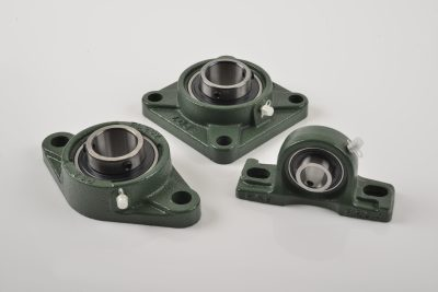Cast Iron Bearing Housing Units with Steel Inserts