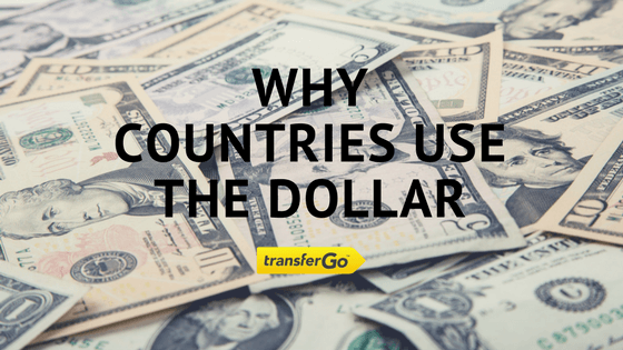 countries that use us dollars as there currency transfergo