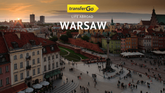 Life Abroad- warsaw