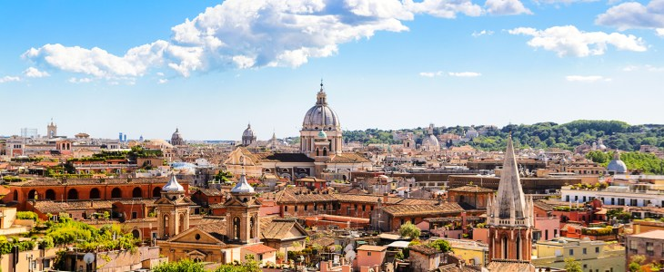 Rome: 4 eternal wonders out of town