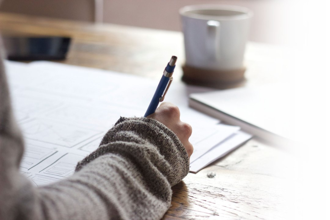 online course support design