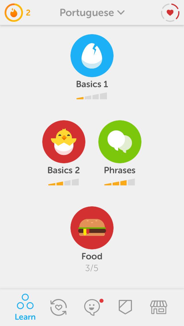 Duolingo screenshot4