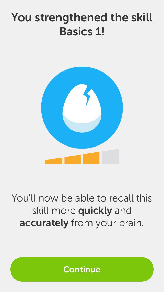 Duolingo screenshot5