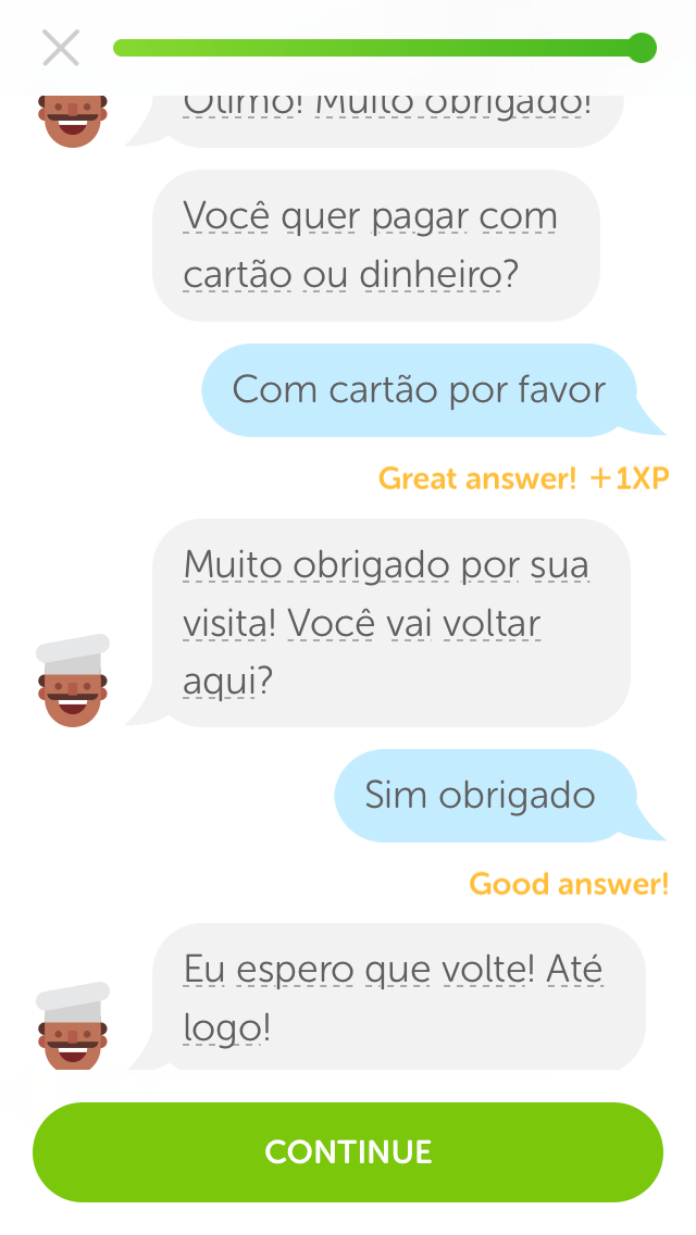 Duolingo screenshot7