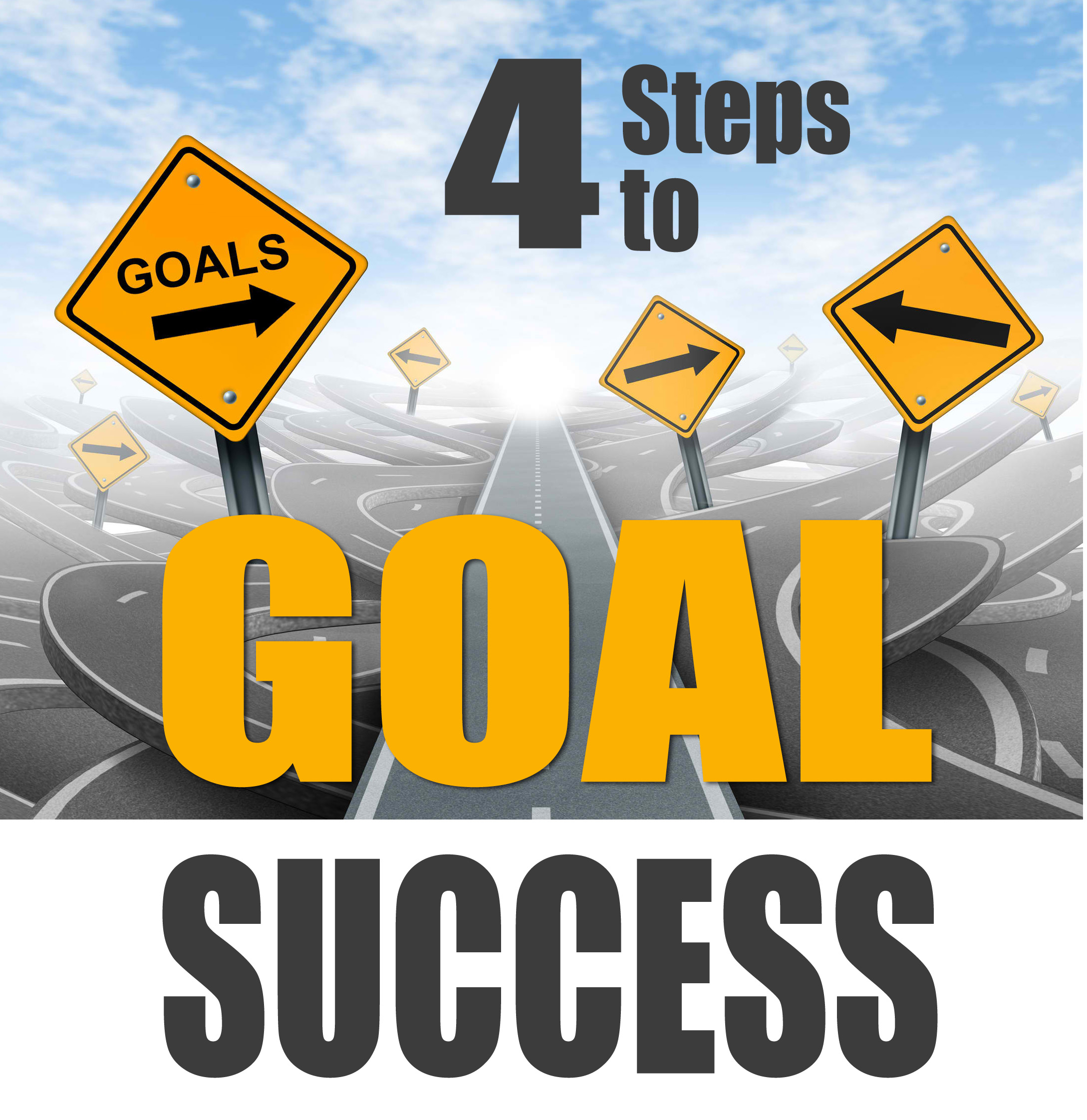 4 Steps To Goal Success Transformation Coaching Magazine